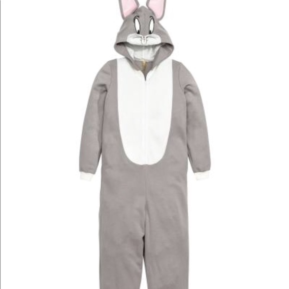 5ac3ca6a2378 H M Other - Bugs Bunny Onesie
